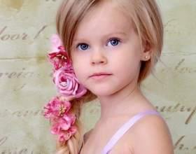 Прически для девочек: на любую длину, с аксессуарами, плетением и цветами. Фото и видео фото