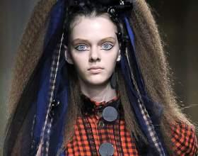 Прически гофре для волос фото фото