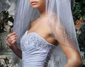 Прически невесты с фатой фото
