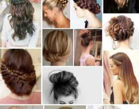 Прически плетение кос фото