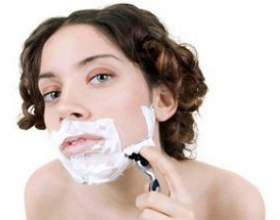 Причины роста бороды у женщин (гирсутизма) фото