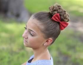 Причёски для девочек на длинные волосы: 50 фото фото