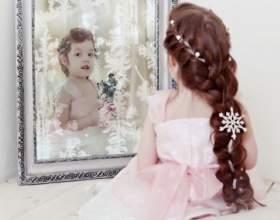 Причёски для девочек на новый год 2016: фото, мк и видео уроки фото