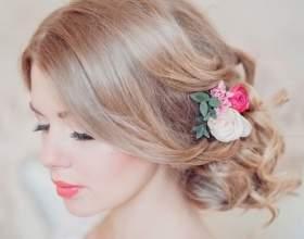 Свадебная прическа «пучок» – 60 лучших фото-вариантов фото