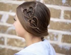Причёски на выпускной в детский сад на средние и длинные волосы фото