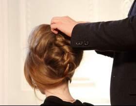 Простые прически на длинные волосы фото