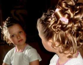 Простые причёски для девочек на каждый день фото