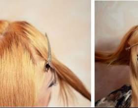 Роскошный цветок из волос: пошаговая инструкция фото