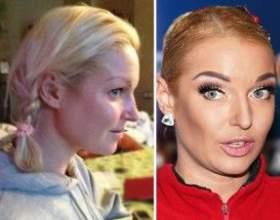 Российские звезды без макияжа фото