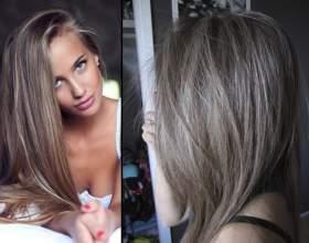 Русые волосы 2015, фото фото