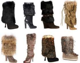 Самая модная женская обувь осенью-зимой 2013-2014 – фото трендов осени 2013 в обуви для женщин фото
