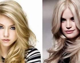 Самые модные техники мелирования русых волос фото