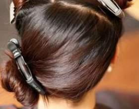 Самые роскошные прически со шпильками для волос фото
