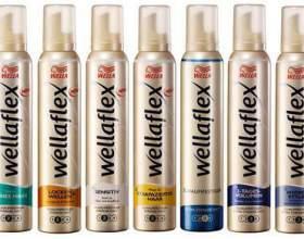 Schwarzkopf и wella: 2 лидера по производству пенок для волос фото