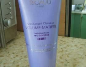 Шампунь dr.pierre ricaud объем и сияние превращает волосы в роскошную шевелюру фото