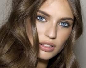 Шоколадный цвет волос не выходит из моды и в 2016: фото и советы. Часть 2 фото