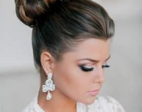 Собранные прически на свадьбу: всегда модно, стильно, красиво фото