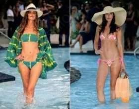Современные модные купальники 2017 фото