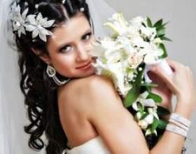 Создаем идеальный образ невесты с помощью прически с фатой фото