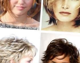 Стильные стрижки на короткие волосы фото