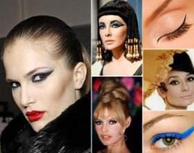 Стрелки макияж учимся делать фото видео фото