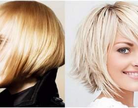 Стрижка боб на волосы средней длины: 5 современных и изящных видов причёски фото