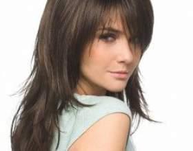 Стрижка каскад на длинные волосы с фотографиями фото