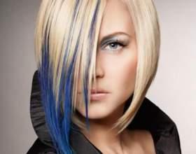 Стрижка с длинными волосами спереди и короткими сзади фото