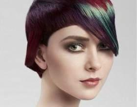 Стрижка «шапочкой» на средние волосы фото