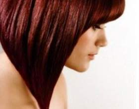 Стрижки асимметрия на средние волосы: популярные варианты фото