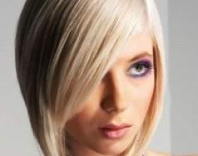 Стрижки для тонких волос и круглого лица фото