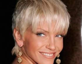 Стрижки на короткие волосы для женщин за 50 (фото) фото