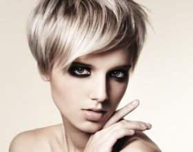 Стрижки на короткие волосы (фото) фото