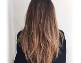 Стрижки волос весна 2017 фото
