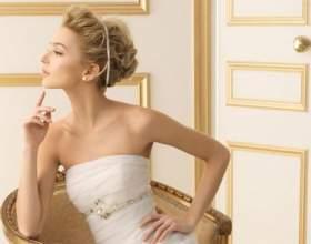 Свадебные прически на волосы средней длины фото