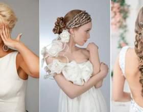 Свадебные прически при помощи накладных прядей фото