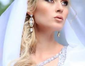 Свадебные прически с распущенными волосами фото