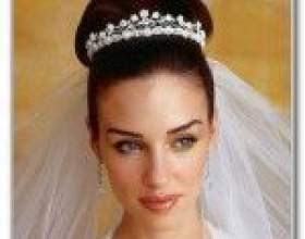 Свадебные прически высокие фото