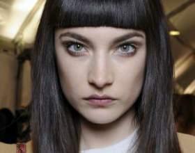 Темные цвета волос: варианты оттенков и кому они идут фото