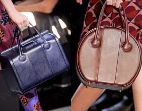 Трендовые дамские сумки осень-зима 2015 фото