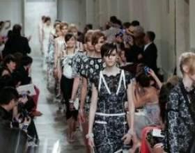 Трендовые весенне-летние платья 2015. Коллекция chanel фото