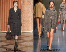 Тренды и тенденции моды осень-зима 2015 фото