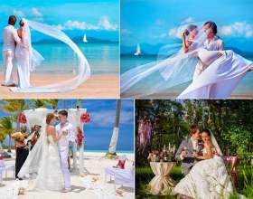Украшение свадьбы дешево фото