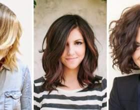 Ультрамодные стрижки на короткие вьющиеся волосы фото