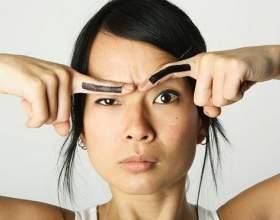 Ужасные брови девушек: топ-4 роковых ошибок, которые следует избегать фото