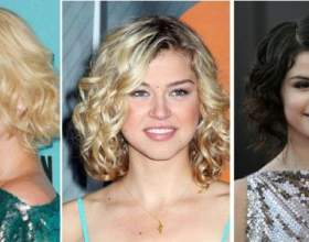 Варианты завивки локонов на волосы средней длины фото