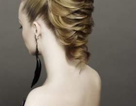 Вечерние прически с плетением, интересные косы из волос фото