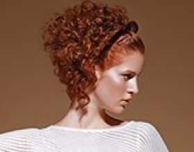 Химическая завивка на короткие волосы: пошаговая инструкция по процедуре фото