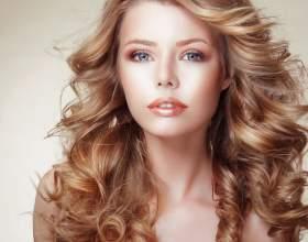 Волны на волосах фото