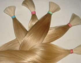 Волосы для наращивания славянского типа фото